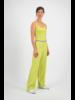 SYLVER Cotton Elasthan Shirt - Lime