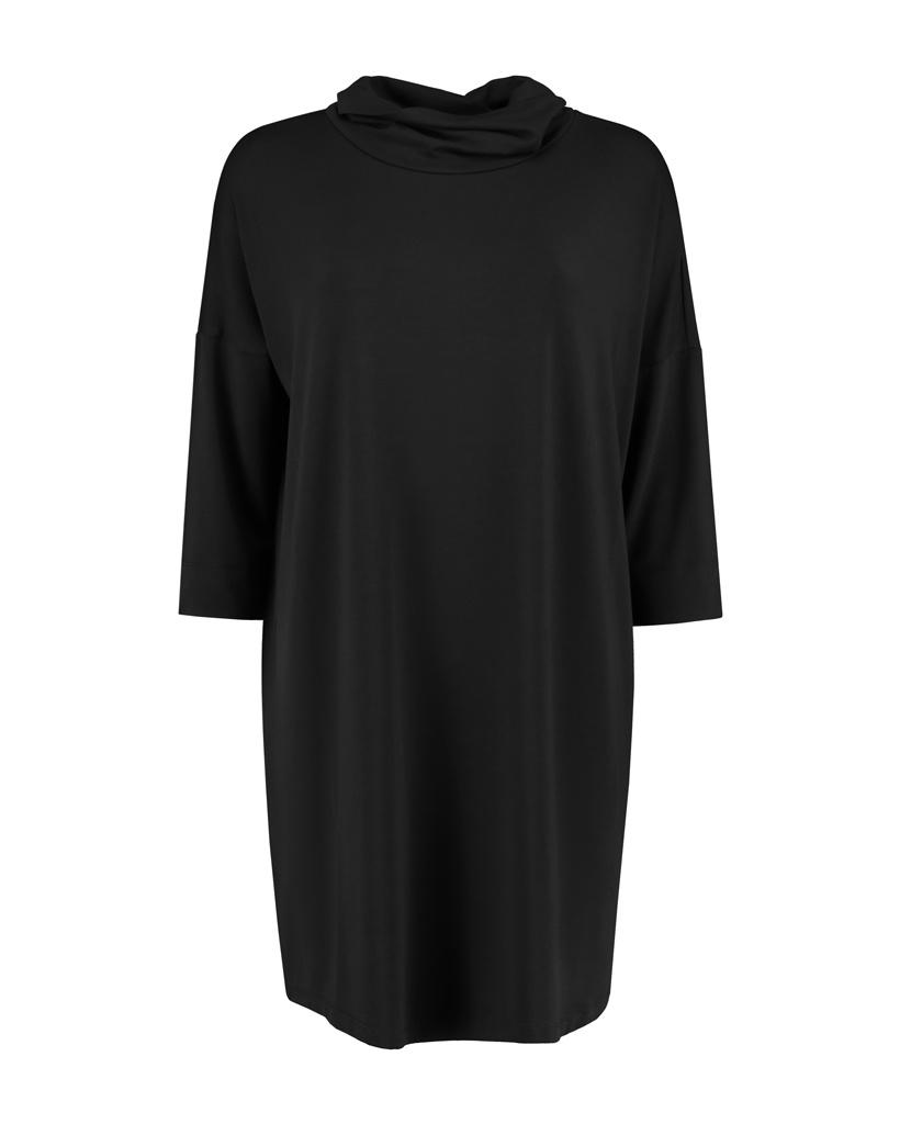 SYLVER New Lyocell Shirt - Black