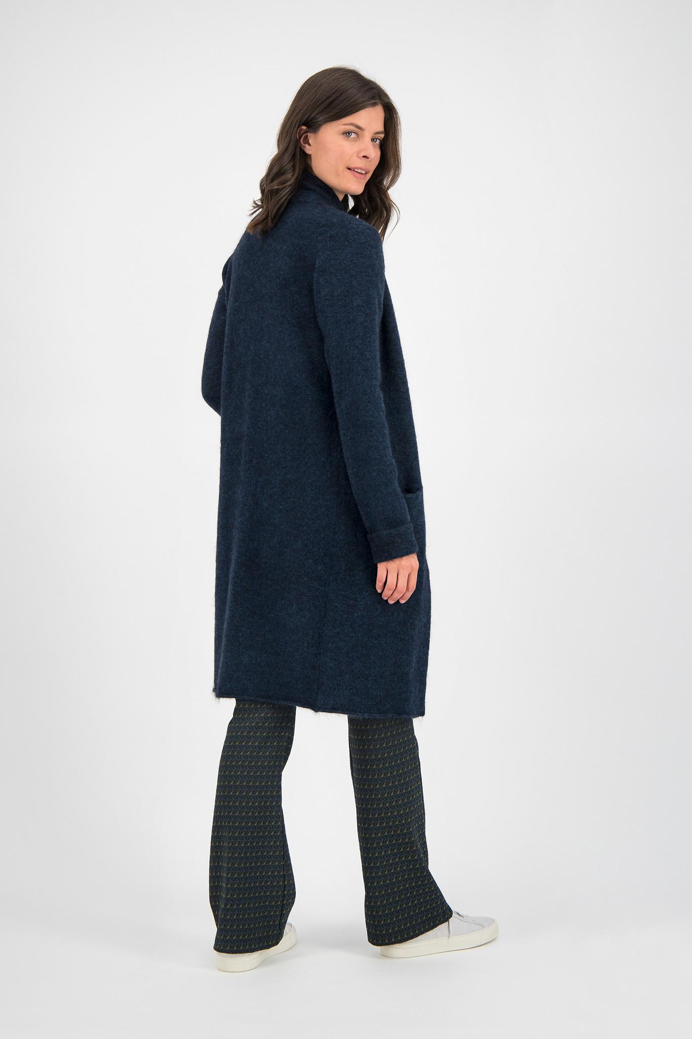 SYLVER Top Line Blazer - Dark Blue