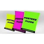 Posters Fluoriserend papier