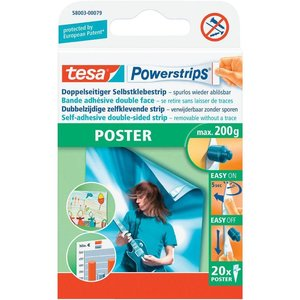 Poster Powerstrips