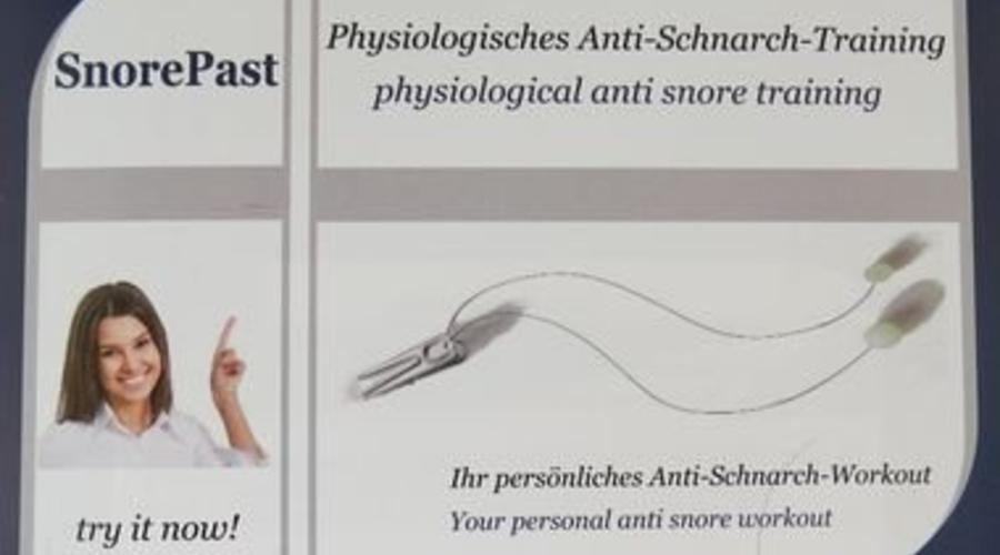Anti-Schnarch-Training