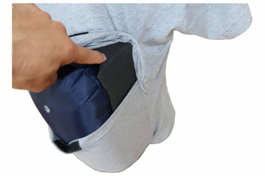RVS-Shirt WK 3 mit innovativer Rückeneinsatz-Kombination