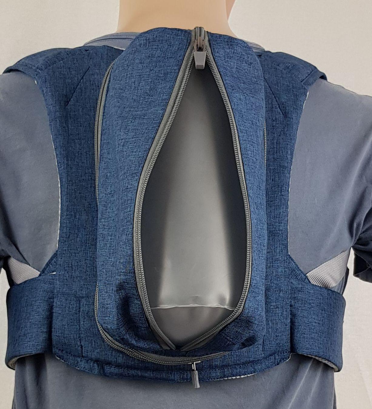 RVS Rückenlageverhinderungsrucksack