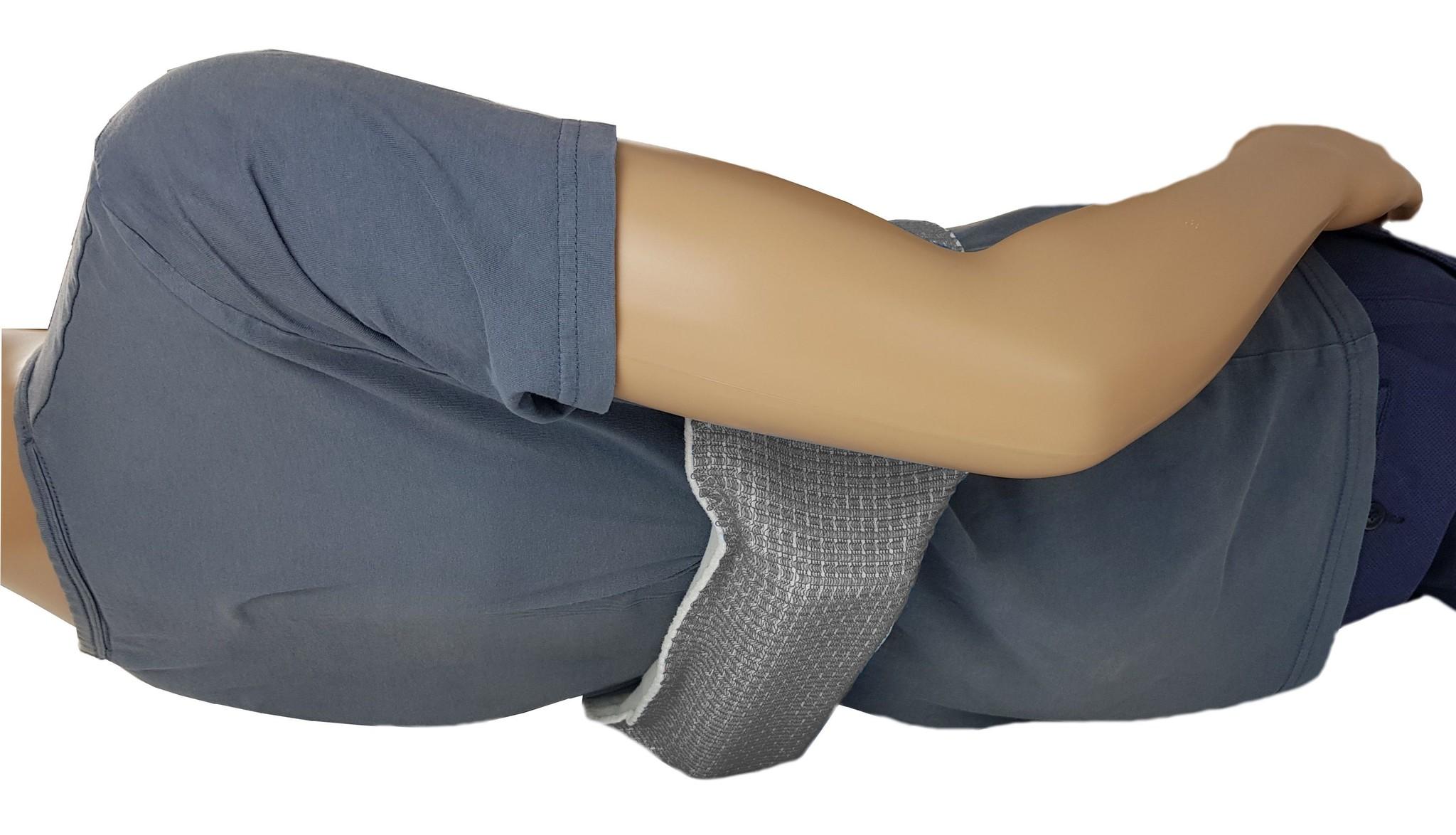 RVS Anti-Rückenlage-Bandage