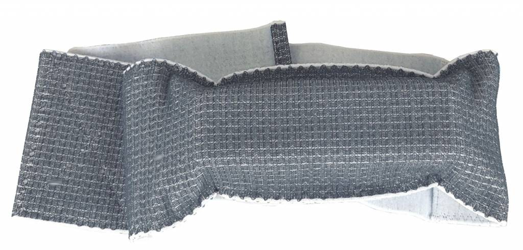RVS-Anti-Rückenlage-Bandage zur Vermeidung der Rückenlage bei Schlafapnoe