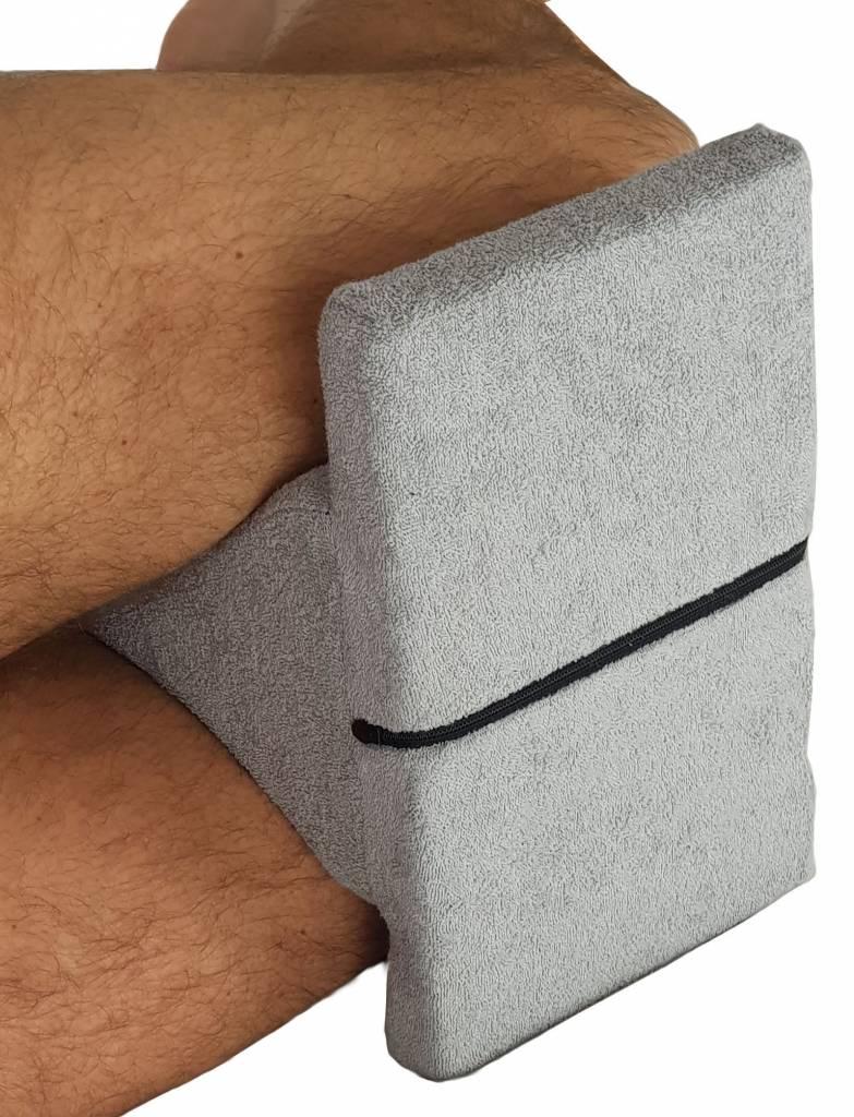 RVS-Knieschutz-Kissen für bequemen Schlaf in Seitenlage