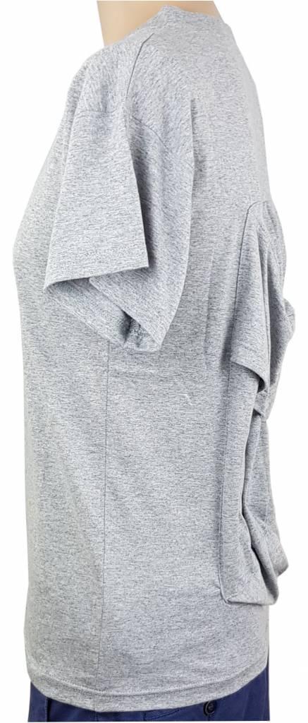 RVS-Shirt WK 3 Wechselshirt, kurzarm, einzeln mit Rückentasche, ohne Einsätze