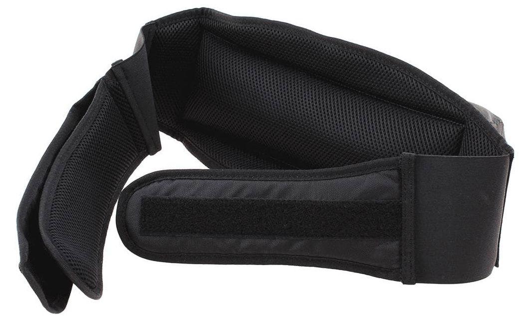 SomnoBelt zur Rückenlageverhinderung mit festem Rückenkissen