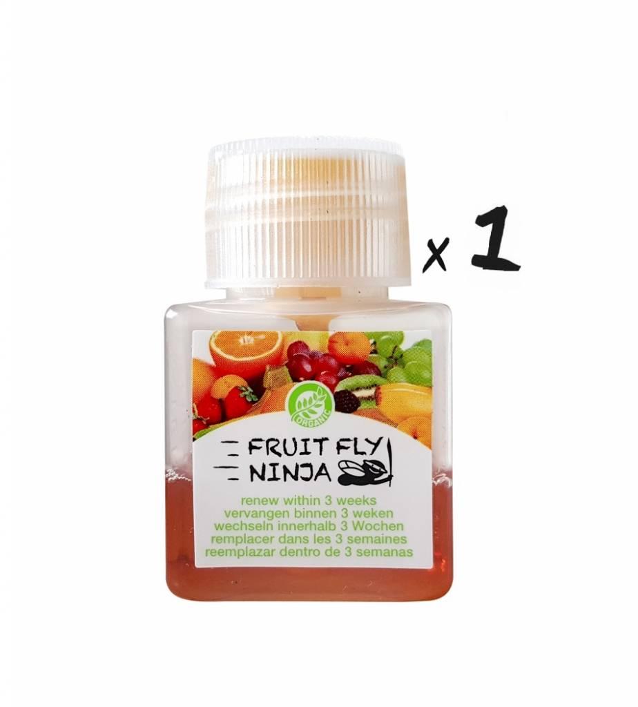 1-Pack (1 XL Fruchtfliegenfalle)