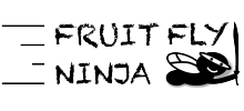 Extremely effective fruit fly trap: Fruit Fly Ninja (NEW)