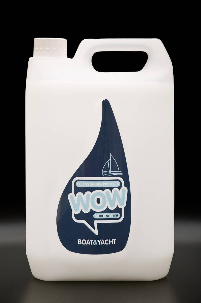 Boot & Jacht schoonmaakmiddel 5 Liter