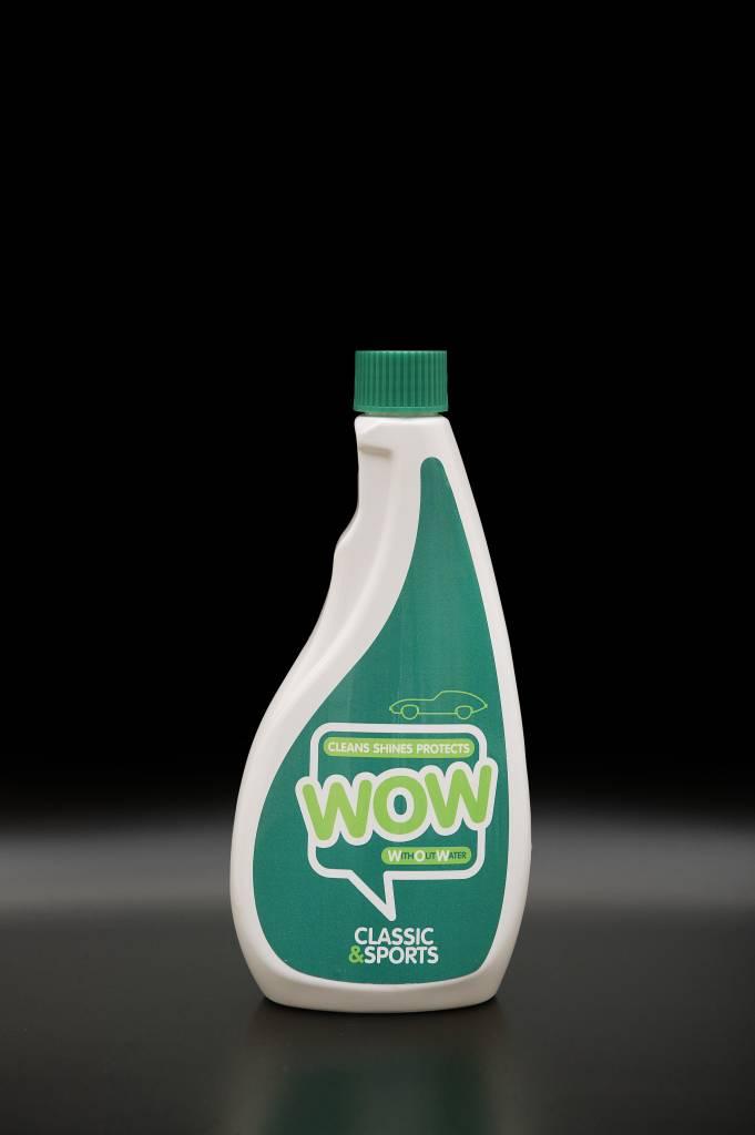 Classic & Sport cleaner 500 ml