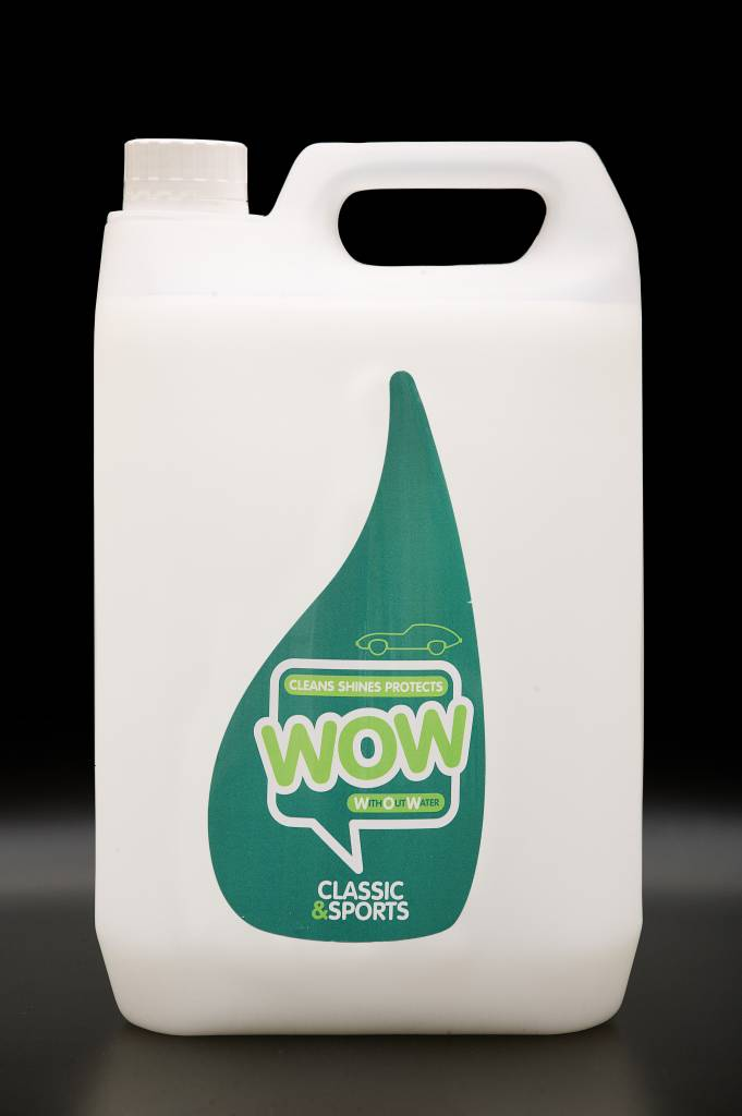 Classic & Sport cleaner 5 Liter