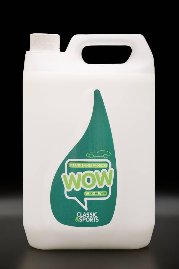 Klassiek & Sport schoonmaakmiddel 5 Liter