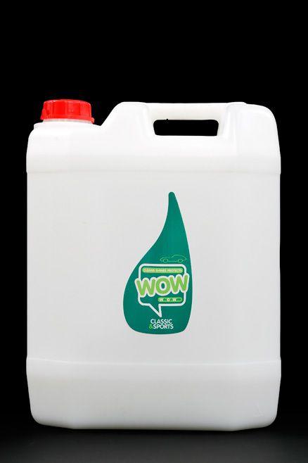 Klassiek & Sport schoonmaakmiddel 25 Liter