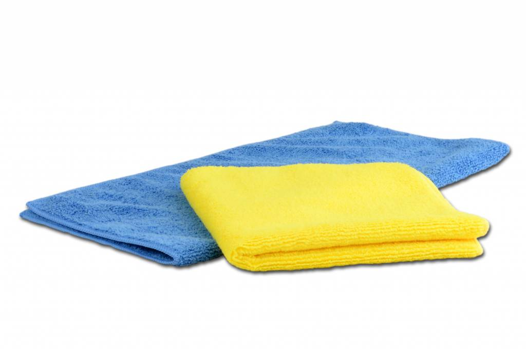 Microfiber cloth 10x (Blue)