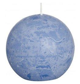 Bolsius Bolsius bolkaars rustiek 80 mm jeans blauw