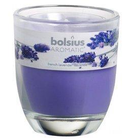 Bolsius Bolsius geurglas 80x70 lavendel