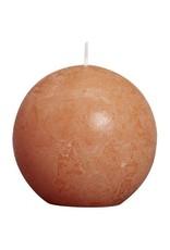 Bolsius Bolsius bolkaars rustiek 80mm oranje