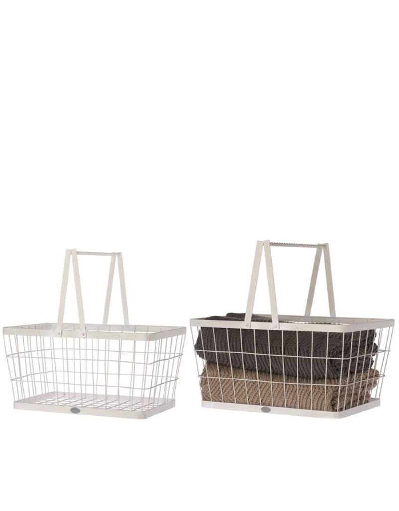 Riverdale Mand Urban white groot 50cm