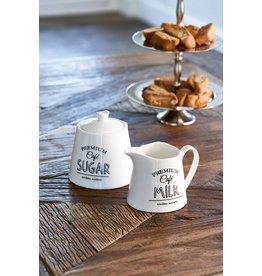 Riviera Maison Premium Café Sugar & Milk Set