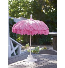 Riviera Maison Bahia Beach Table Umbrella pink