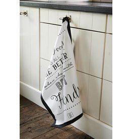 Riviera Maison RM Tea Towel Best Friends
