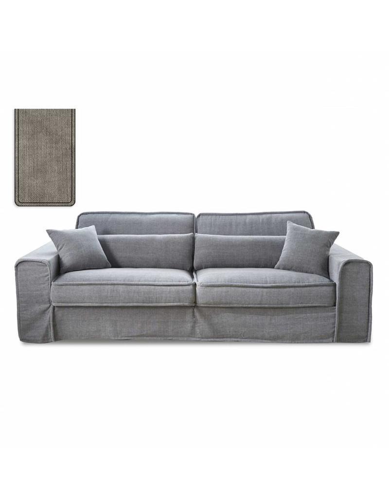 Riviera Maison Metropolis Sofa 3,5 seater Stone