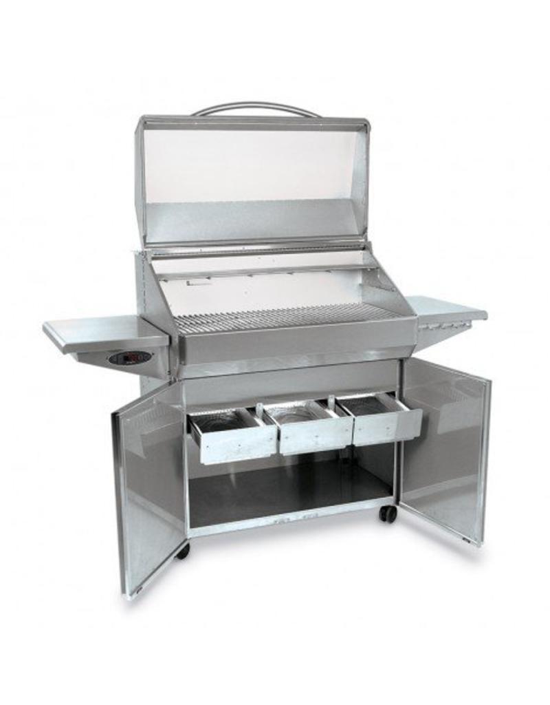 Rösle Houtskoolbarbecue Memphis Elite