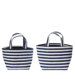 Riverdale Mand Stripes Groot Donkerblauw