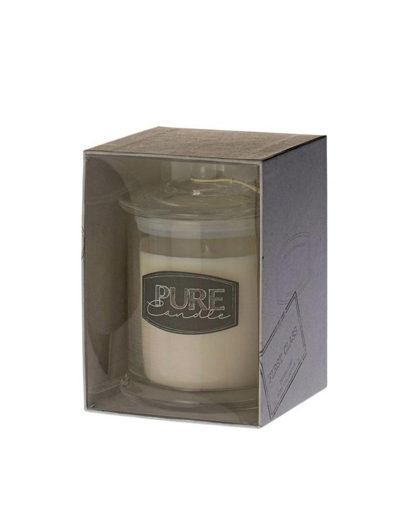 Riverdale Kaarsenpot Pure 15Cm Grijs