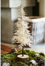 Riviera Maison Paper Christmas Tree white L