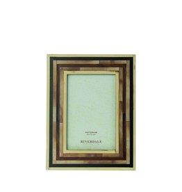 Riverdale Fotolijst Memphis bruin 10x15cm