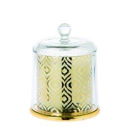 Riverdale Kaarsenpot Glam goud 18cm AB