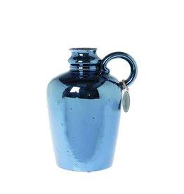 Riverdale Kruik Pearl blauw 27cm