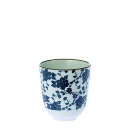 Riverdale Mok Floral blue 8cm