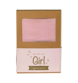 Riverdale Plaid Girl roze 120x150cm AB