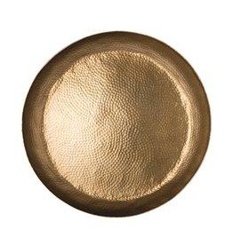 Riverdale Schaal Vintage goud 60cm