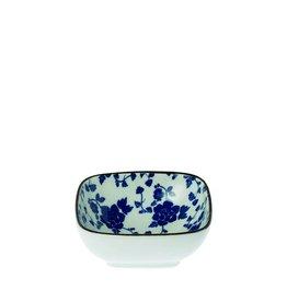 Riverdale Schaaltje Floral blue 9cm