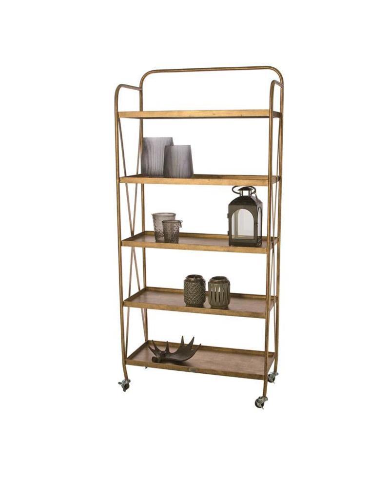 Riverdale Cabinet Romance gold 180cm