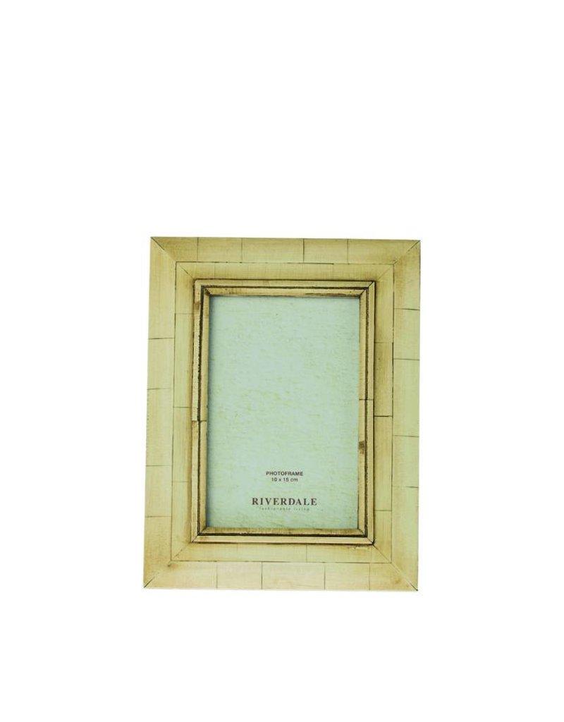 Riverdale Fotolijst Memphis beige 10x15cm