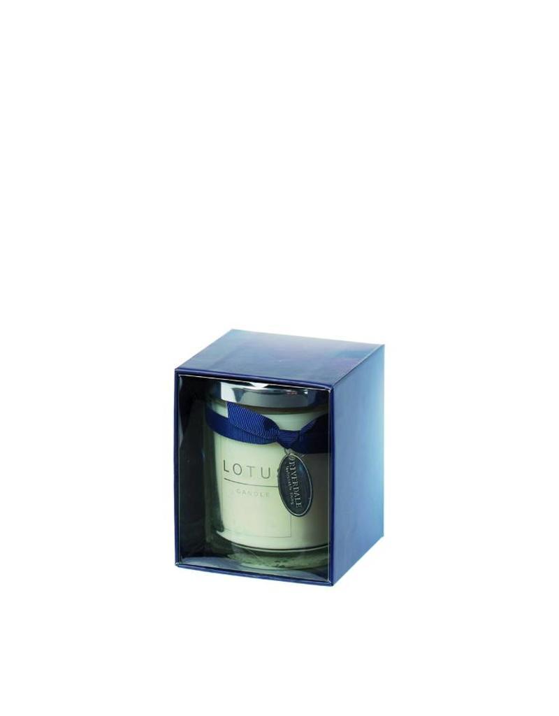 Riverdale Geurkaars Lotus blauw 10cm AB