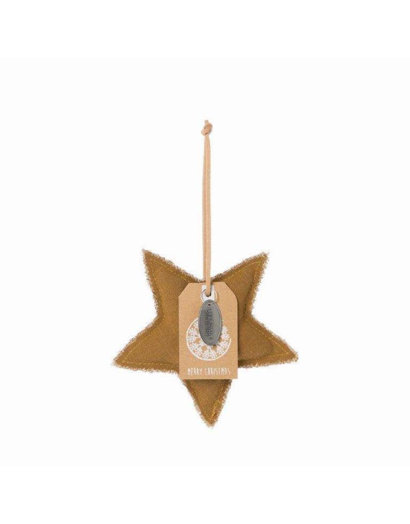 Riverdale Hanger Star bruin 13cm