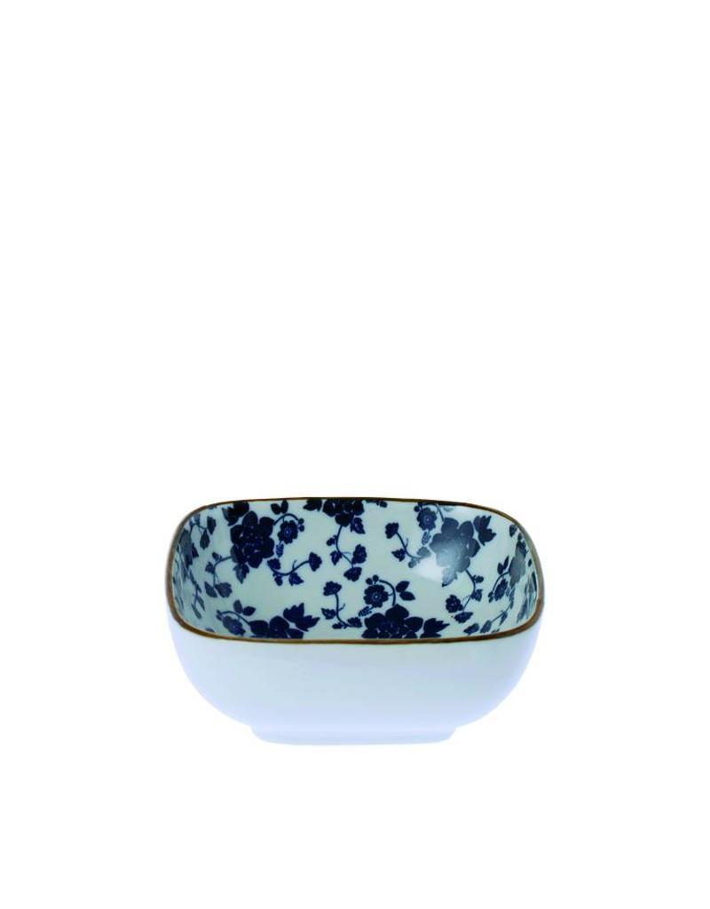 Riverdale Schaaltje Floral blue 12cm
