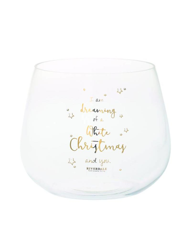 Riverdale Windlicht Christmas 22cm [Monthly Musthave] dec'17