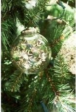 Riviera Maison Classic Snowflake Ornament Dia 10