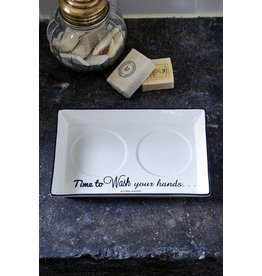 Riviera Maison Time To... Soap Tray