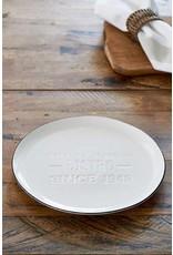 Riviera Maison RM Bistro Plate 24 cm