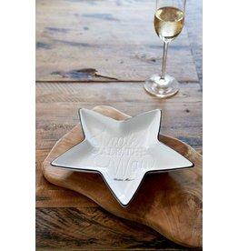 Riviera Maison Jingle All The Way Star Plate